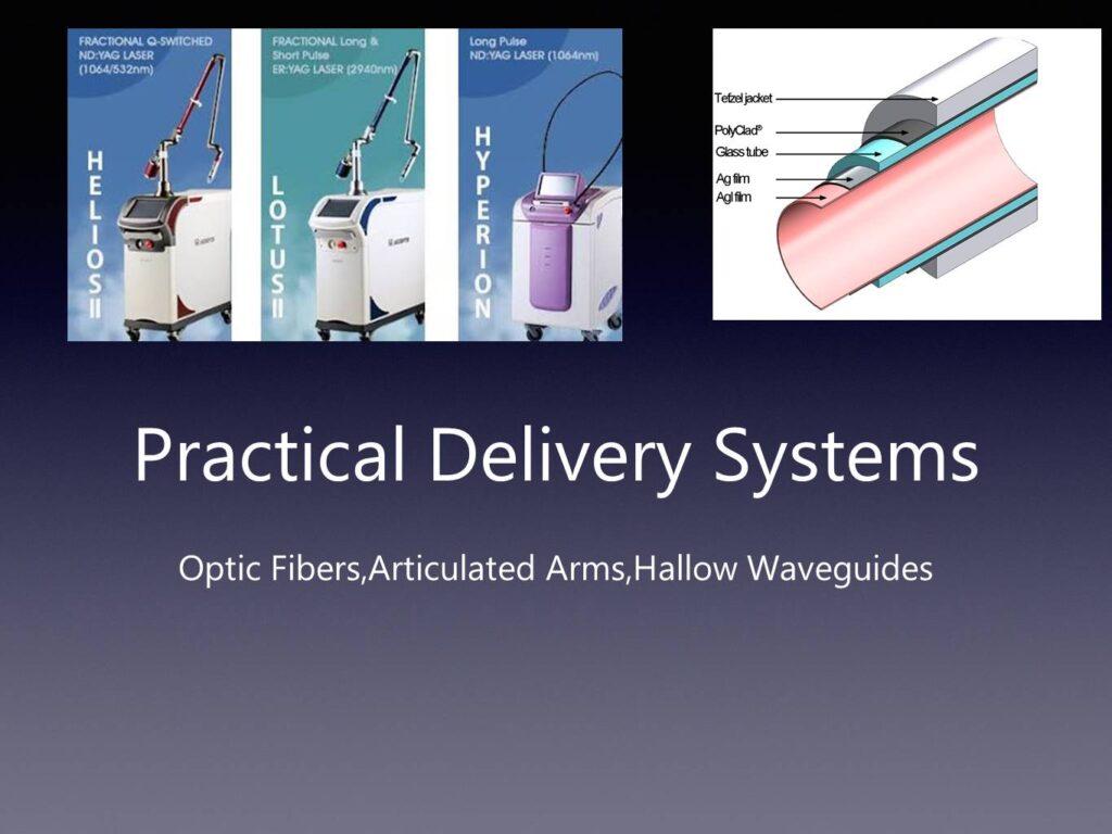 laser delivery system